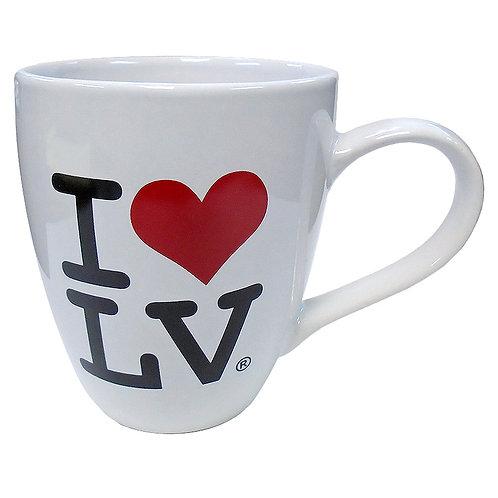 I Love LV Jumbo Mug