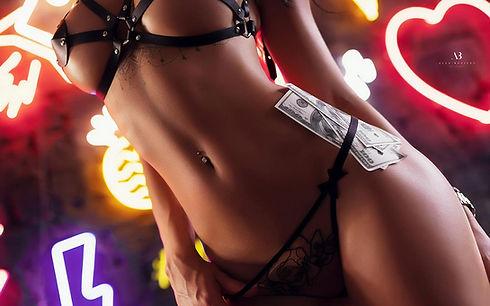 Alex-Bazilev-BDSM-brunette-stripper-doll
