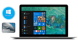 ProSmart Ultra Thin 14 Inch Laptop with Windows 10 - 16GB or 32GB