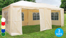 Portable Pop-Up Waterproof Camping Tent - 3 Colours