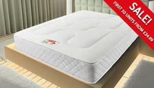 Extra-Thick Comfort Memory Foam Mattress - 6 Sizes