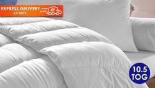 10.5 Tog Super Bounce Back Summer Duvet - 4 Sizes