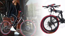 High Carbon Foldable Mountain Bike