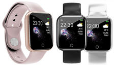 FitPro Smart Bluetooth Fitness Tracking Watch - 3 Colours
