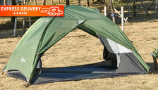 Outsunny Outdoor 2-Person Camping Tent