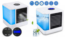 IceBerg Portable Personal Space Air Cooler & Humidifier - LED or LCD Models