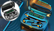 R3 Wireless Bluetooth Earbuds & Charging Case