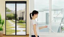 Magnetic Door or Window Bug-Screen Net Set - 2 Options & 2 Sizes