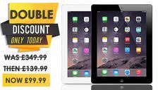 16GB or 32GB iPad 4 with Wi-Fi - 2 Colours
