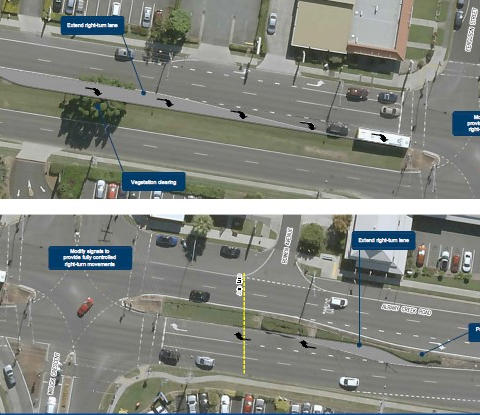 DELIVERED! Upgrade at Albany Creek Rd