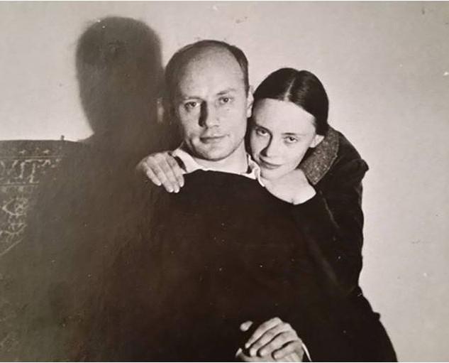 Владимир и Валентина Сутеева
