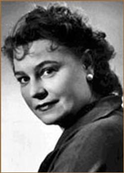 Нина Зорская