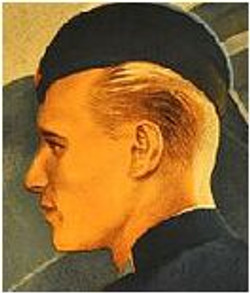 лейтенант Сергей Кожухаров