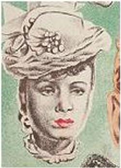 Донна Люциа Д`Альвадорец