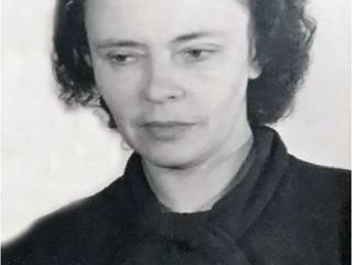 Валентина - Первая жена Владимира Сутеева