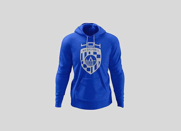 Blue Unisex Hoodie