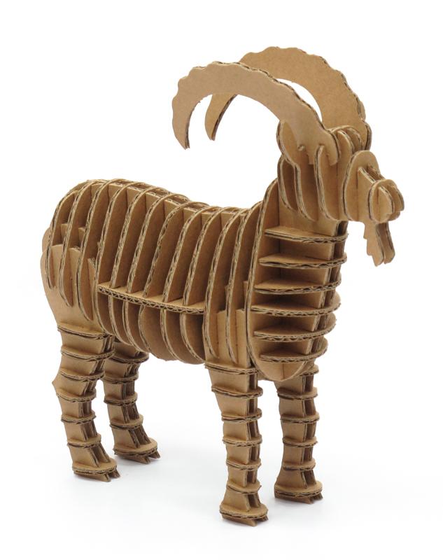 Cardboard Ram 2