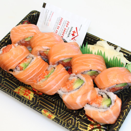 Lady in Pink Roll