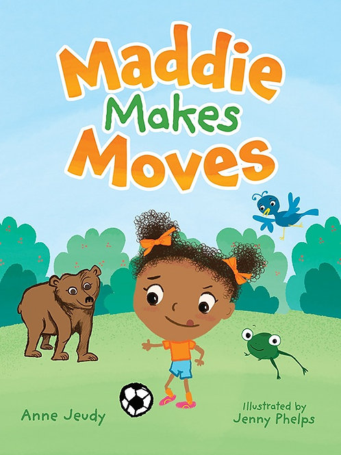 eBook - Maddie Makes Moves