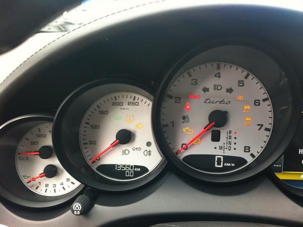 Porsche Cayenne 958 Turbo