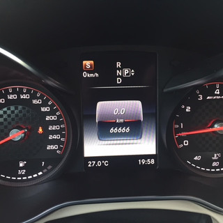Mercedes-Benz C-class W205 perdarytas iš paprasto į AMG Style