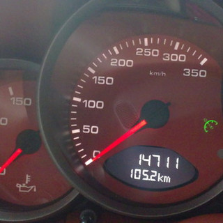 Porsche Carrera 997 turbo
