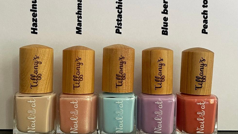 Nail'd at Tiffany's Natural Nail polish