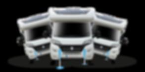 Motorhome Levelling System
