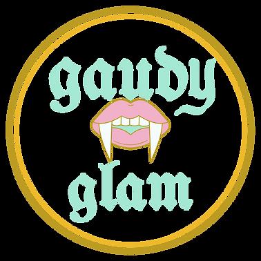 gaudy glam transparent hd logo.PNG