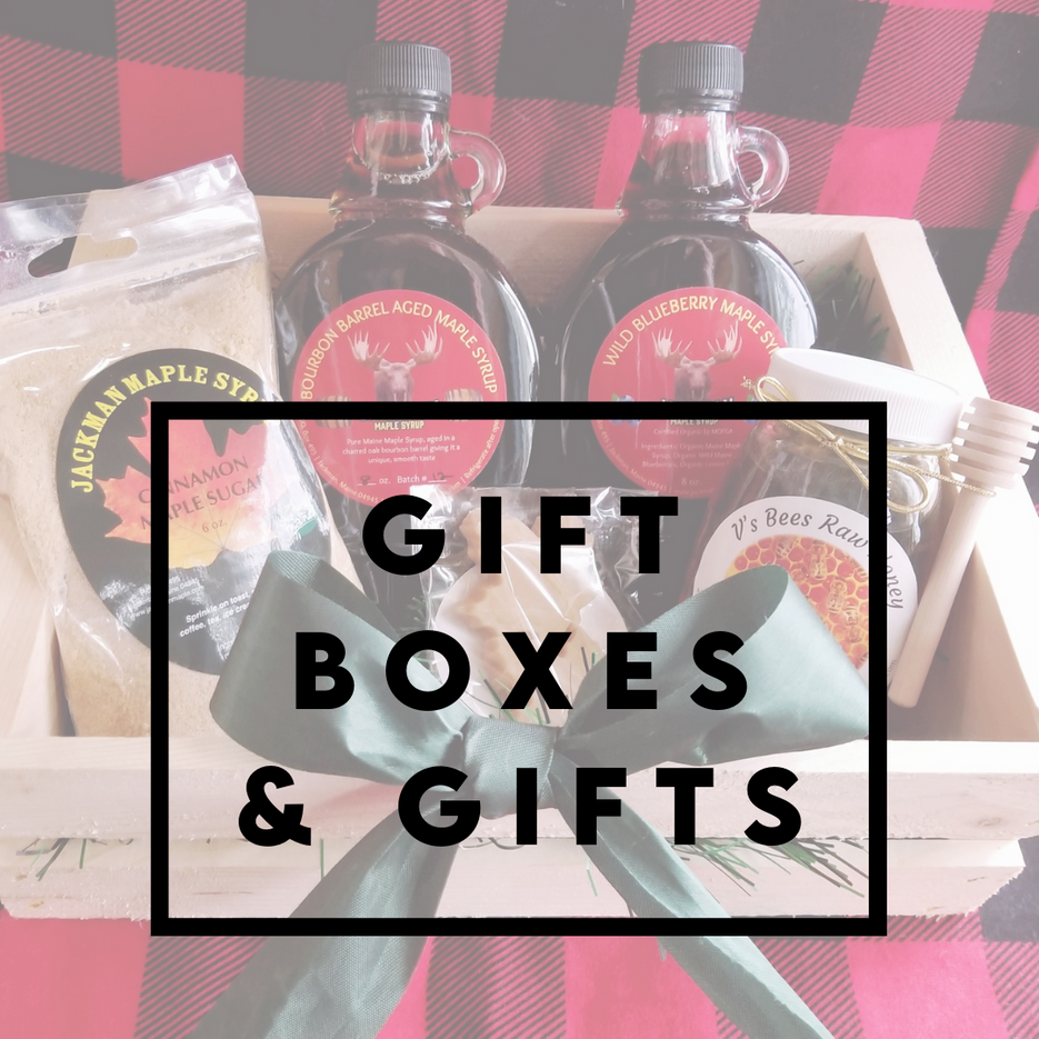 Gift Boxes & Gifts