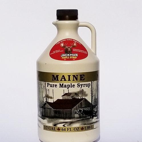 Pure Maple Syrup - Plastic Jug