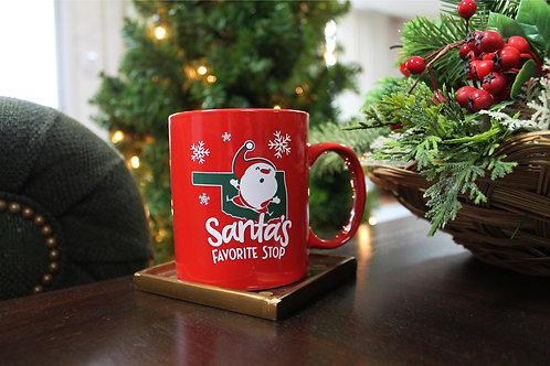 Santa Fave Stop