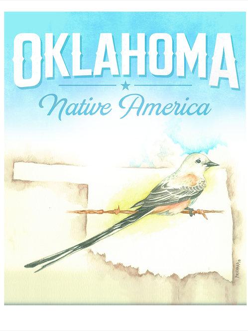 Scissortail Native America