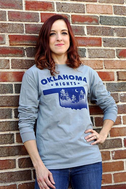 Oklahoma Nights Long Sleeve
