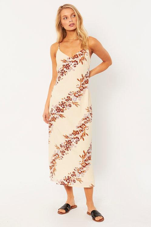 vestido midi madelyn