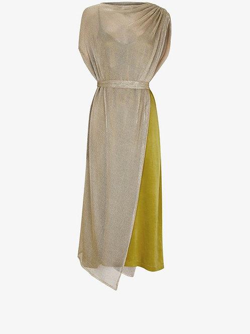 Vestido malla oro sophie And lucie