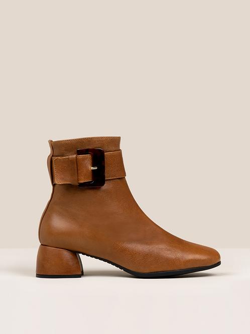 Botin leather Brown