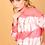 Thumbnail: Sobrecamisa tie die pink