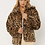 Thumbnail: Abrigo Fur leopardo