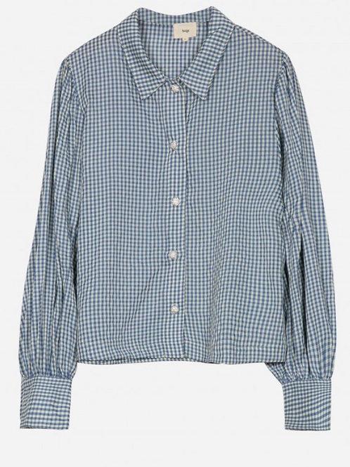 Camisa vichy blue