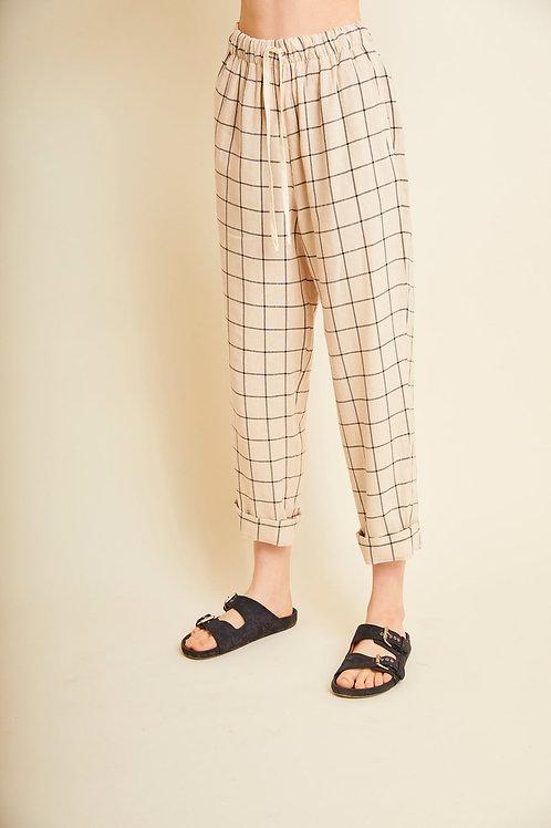 Pantalon lino shopie and lucie