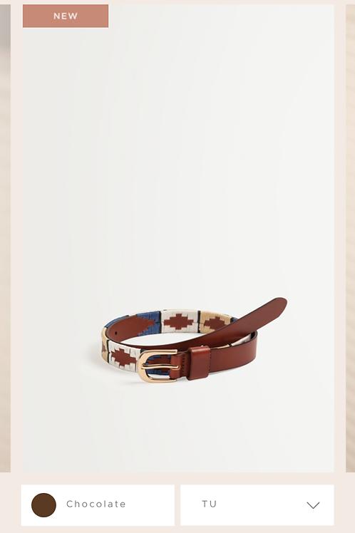 Cinturón charro