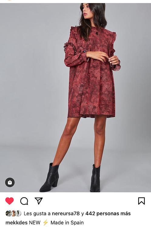 Red Dress snake