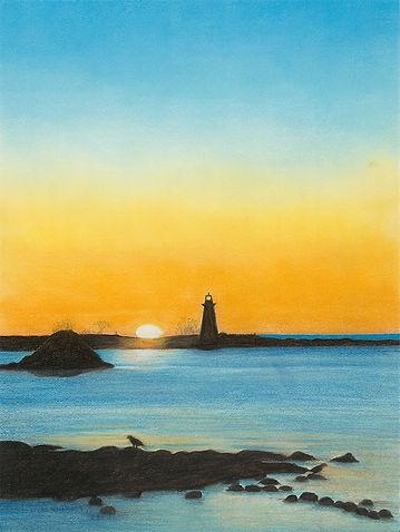 Fayerweather Lighthouse, Black Rock, Bridgeport