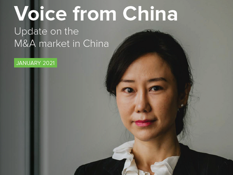 Voice from China