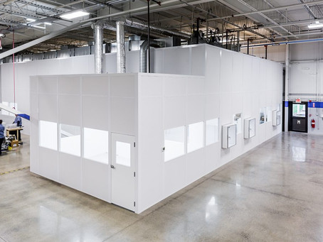 Strengthening position in the profitable and fast-growing cleanroom market