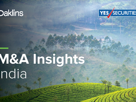 M&A Insights India