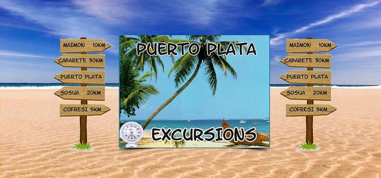 Puerto Plata tours