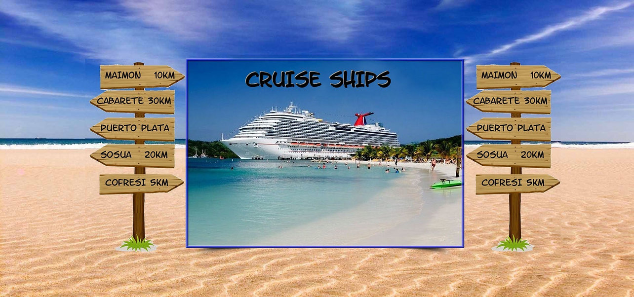 Puerto Plata Cruise