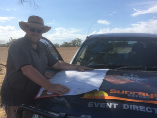 Sunraysia Safari Rally Update: March 2017